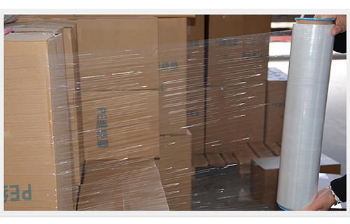 仓储外包专用PE缠绕膜