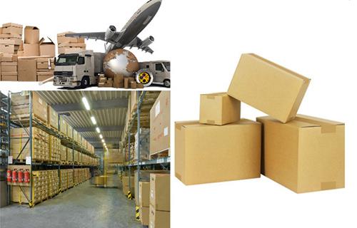 电商仓储专用纸盒和飞机盒